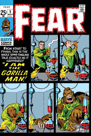 Adventure Into Fear (1970) #5