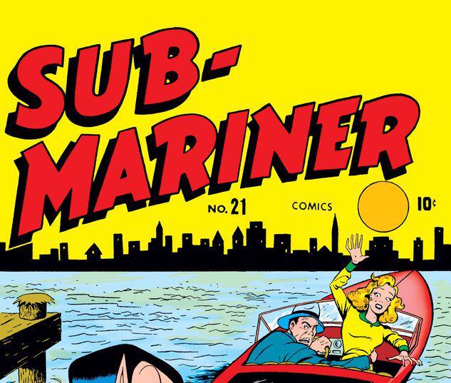 Sub-Mariner Comics #21