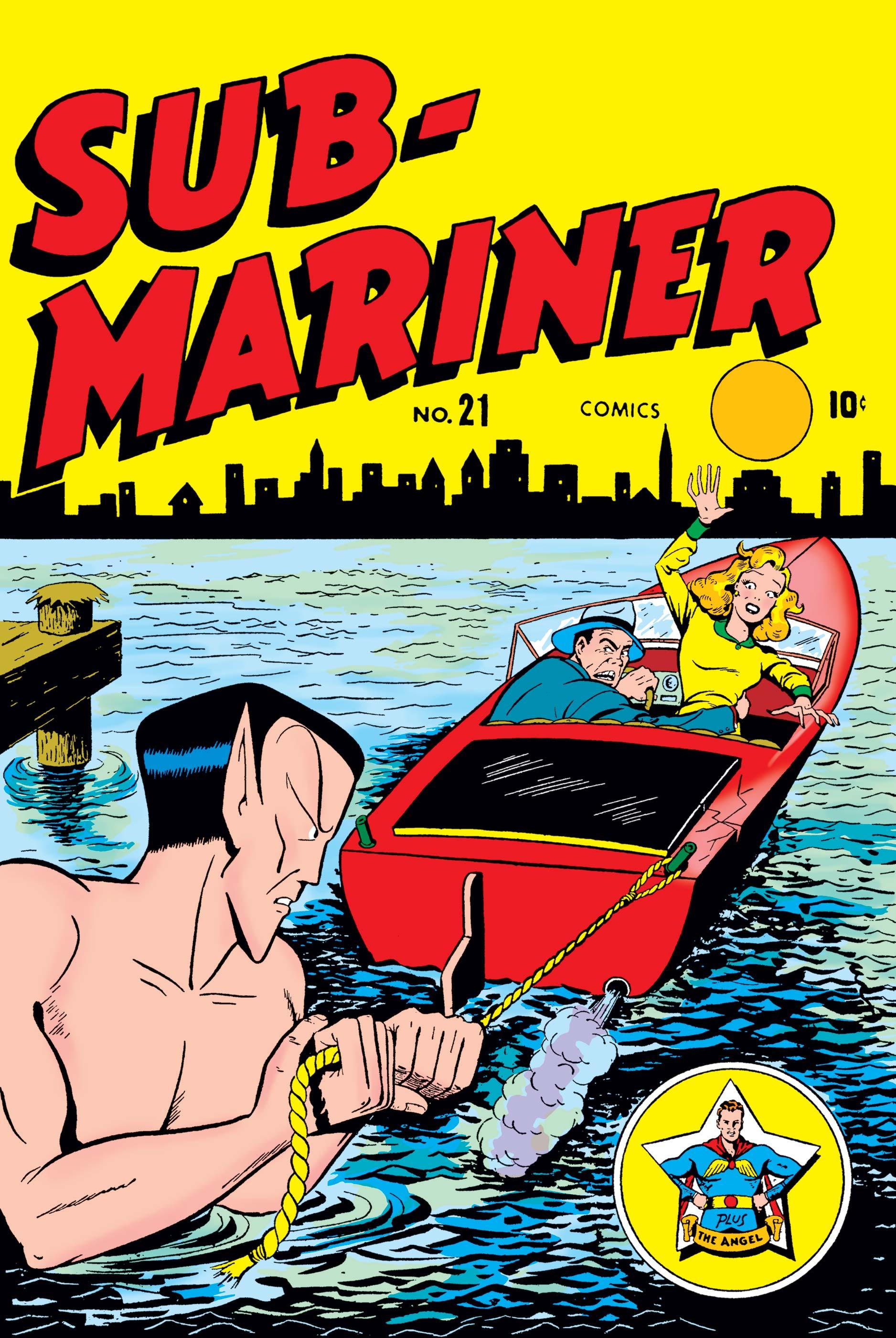 Sub-Mariner Comics (1941) #21
