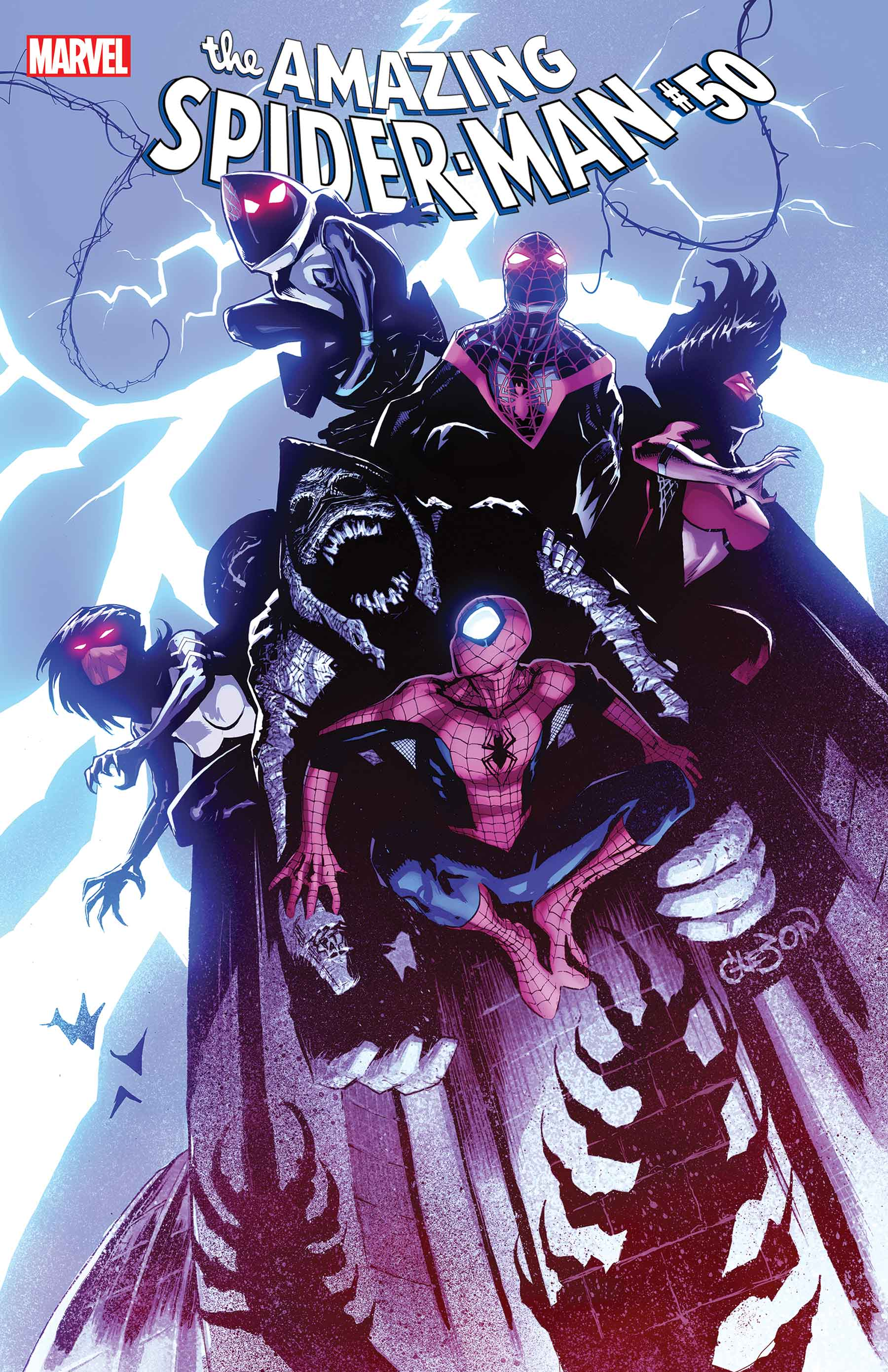 The Amazing Spider-Man (2018) #50