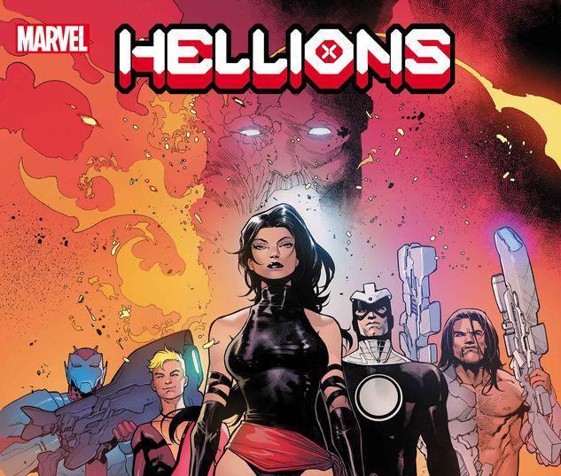 Hellions #5