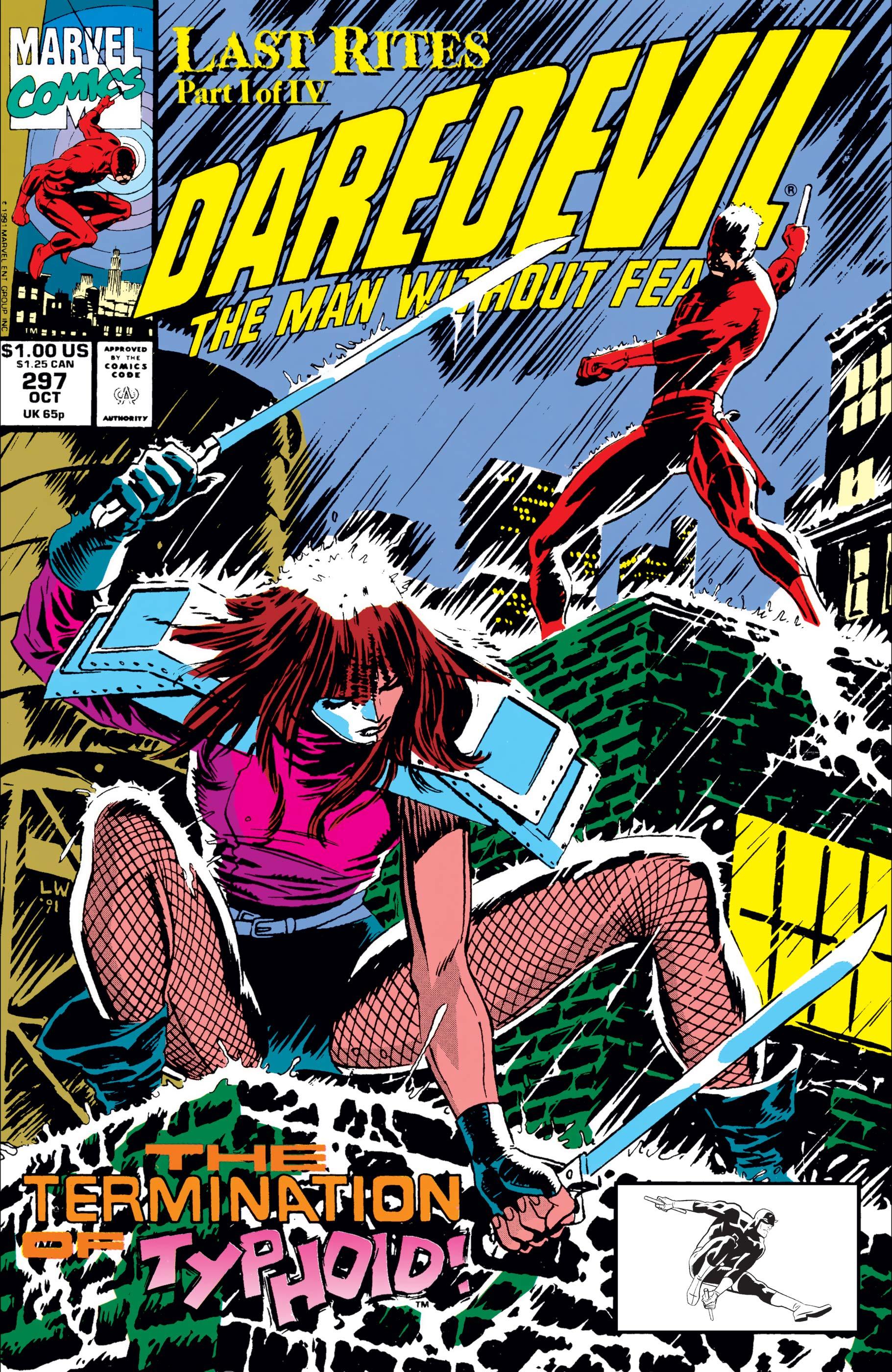 Daredevil (1964) #297