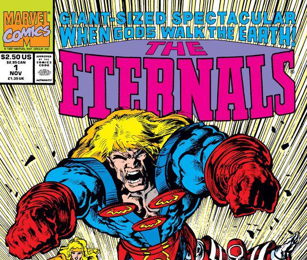 ETERNALS: THE HEROD FACTOR 1 #1