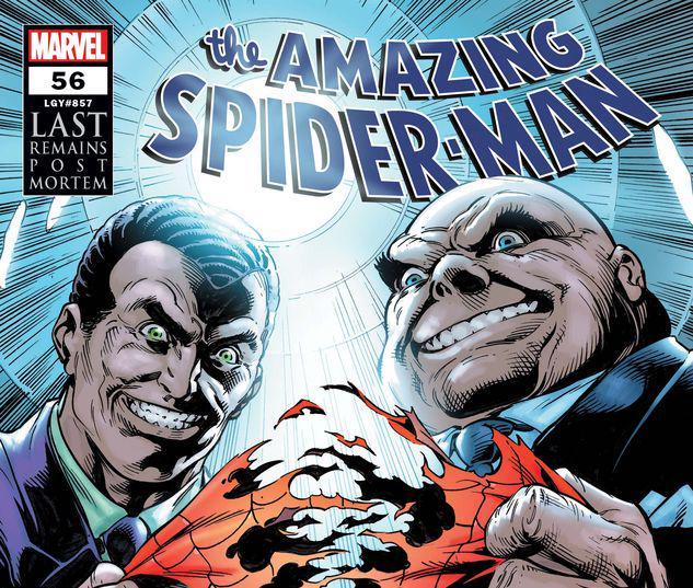 The Amazing Spider-Man #56