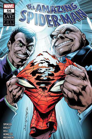 The Amazing Spider-Man (2018) #56