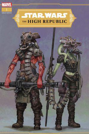 Star Wars: The High Republic (2021) #1 (Variant)