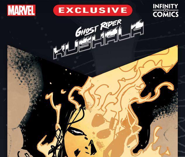 Ghost Rider: Kushala Infinity Comic #4