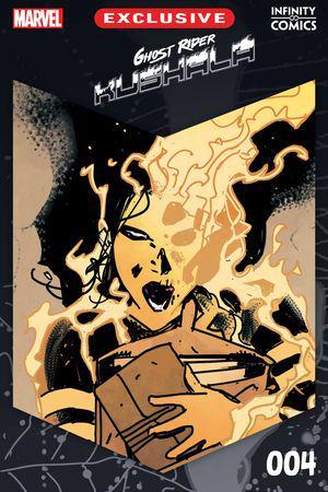 Ghost Rider: Kushala Infinity Comic (2021) #4