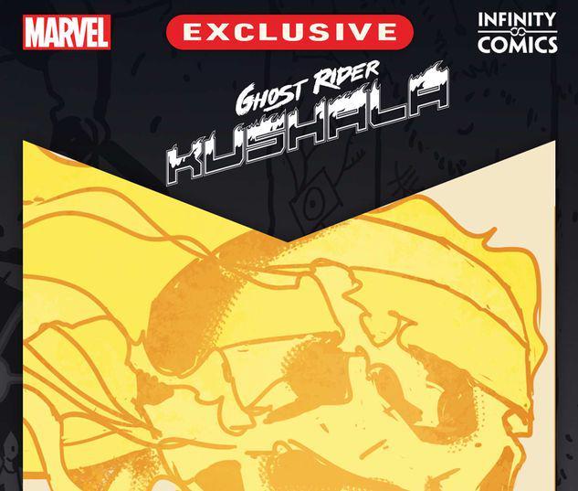 Ghost Rider: Kushala Infinity Comic #3