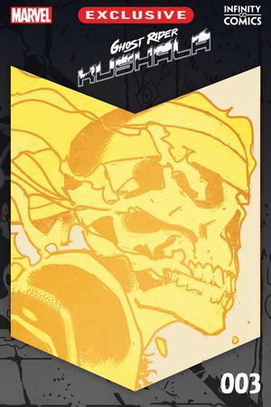 Ghost Rider: Kushala Infinity Comic (2021) #3