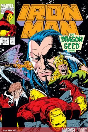 Iron Man #272