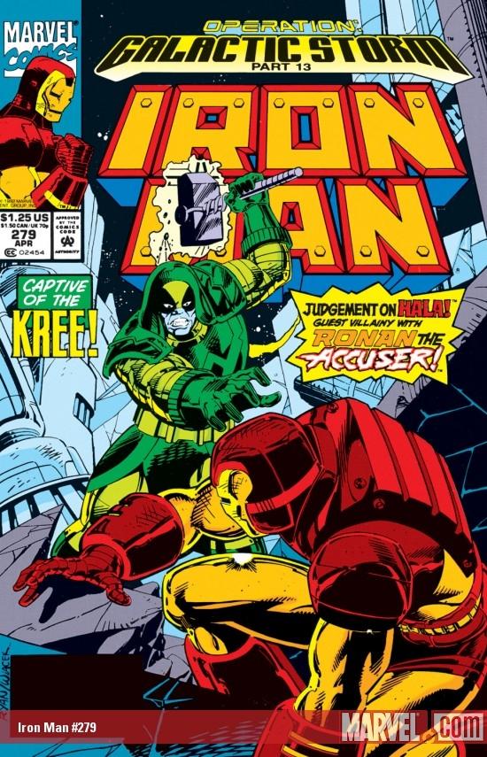 Iron Man (1968) #279