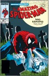 AMAZING SPIDER-MAN #308 COVER