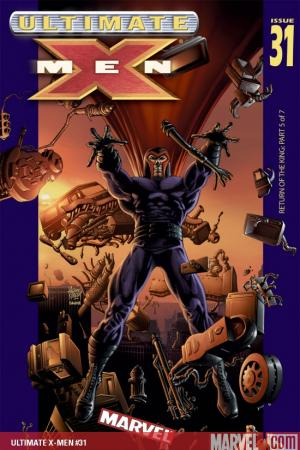 Ultimate X-Men (2000) #31