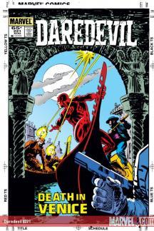 Daredevil #221