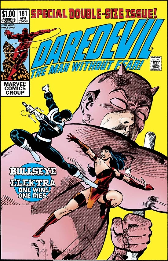 Daredevil Vs. Bullseye Vol. 1 (Trade Paperback)