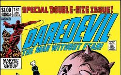 DAREDEVIL VS. BULLSEYE VOL. 1 COVER