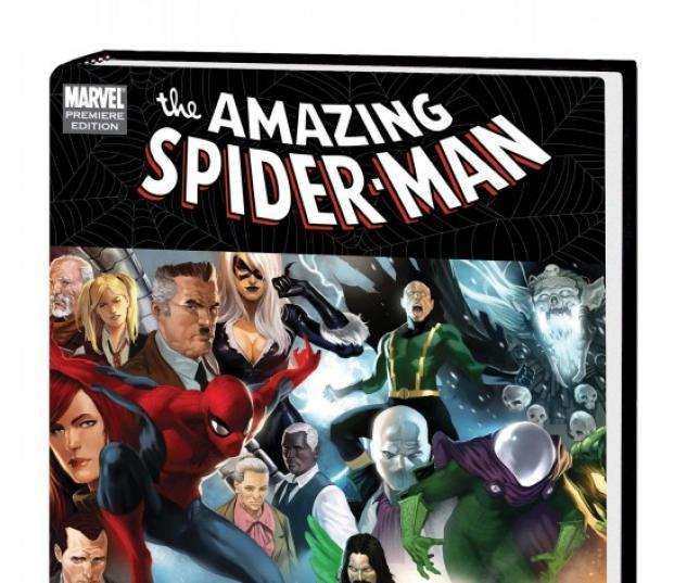 Spider-Man: Origin of the Species (Hardcover)