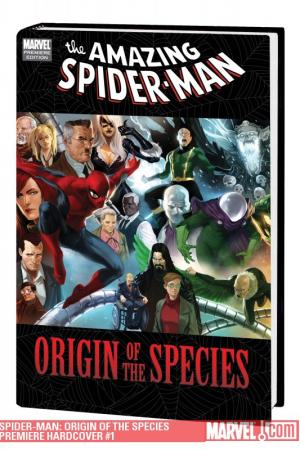 Spider-Man: Origin of the Species (Hardcover)
