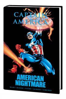 Captain America: American Nightmare (Hardcover)