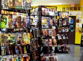 Eisner Awards Honor Retailers