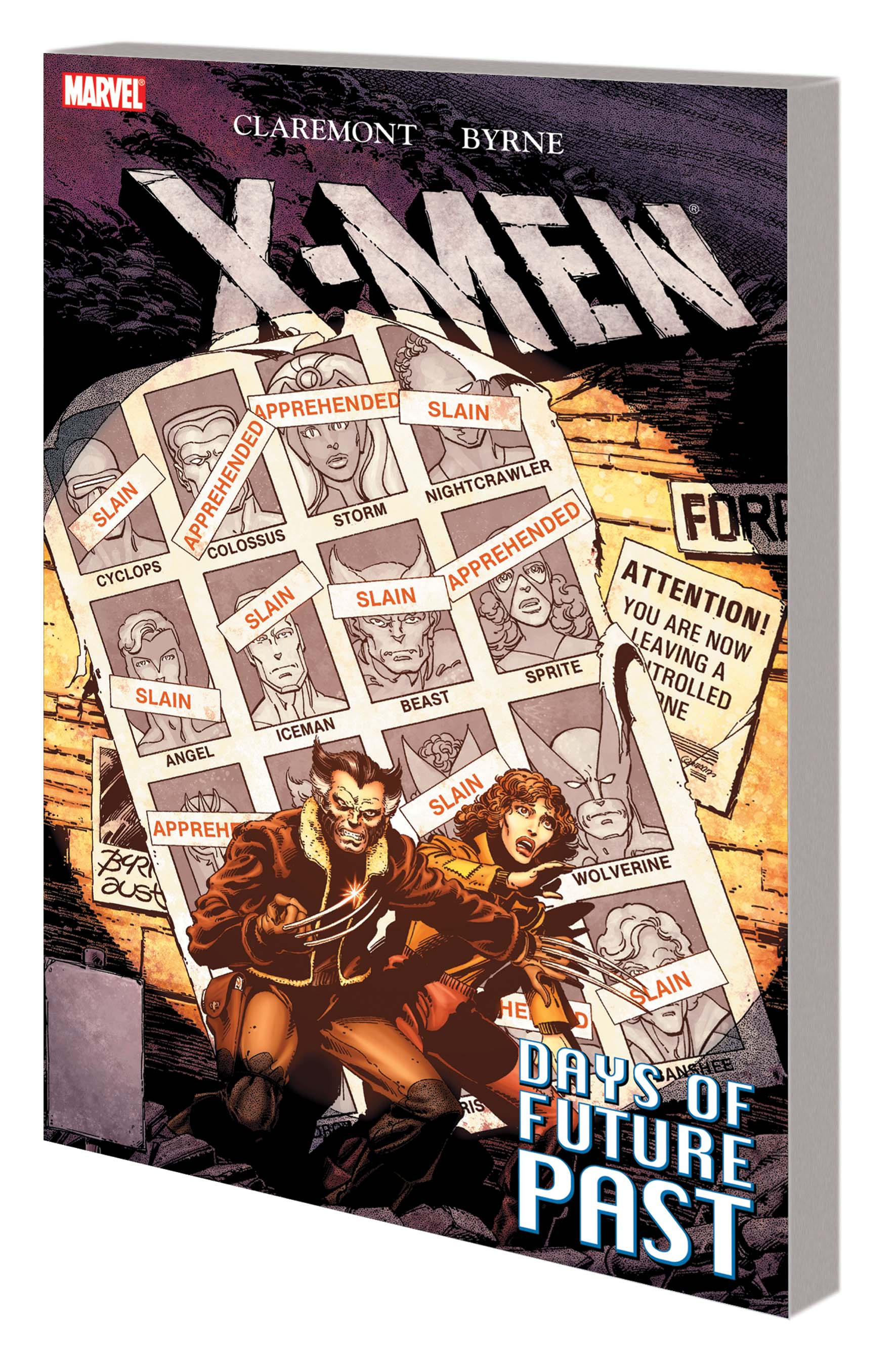 X-Men: Days of Future Past (New Printing) (Trade Paperback)