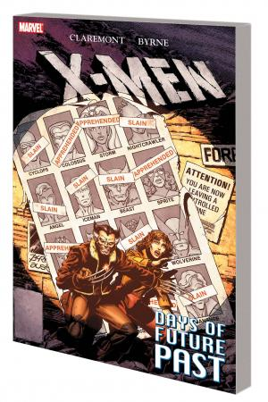 X-MEN: DAYS OF FUTURE PAST TPB [NEW PRINTING] (Trade Paperback)
