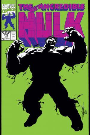 Incredible Hulk (1962) #377