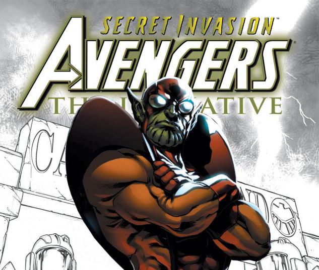 Avengers: The Initiative (2007) #14, Spotlight Variant