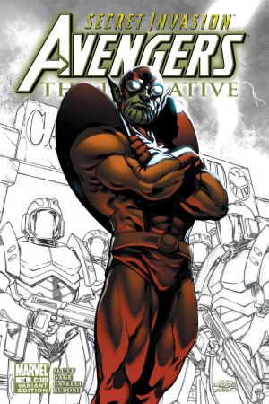 Avengers: The Initiative (2007) #14 (SPOTLIGHT VARIANT)