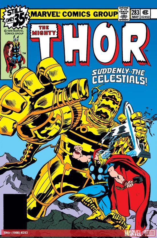 Thor (1966) #283