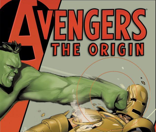Avengers: The Origin (2010) #2