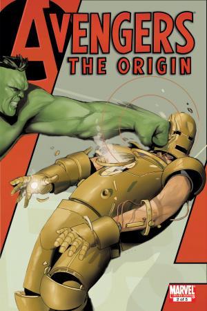 Avengers: The Origin #2