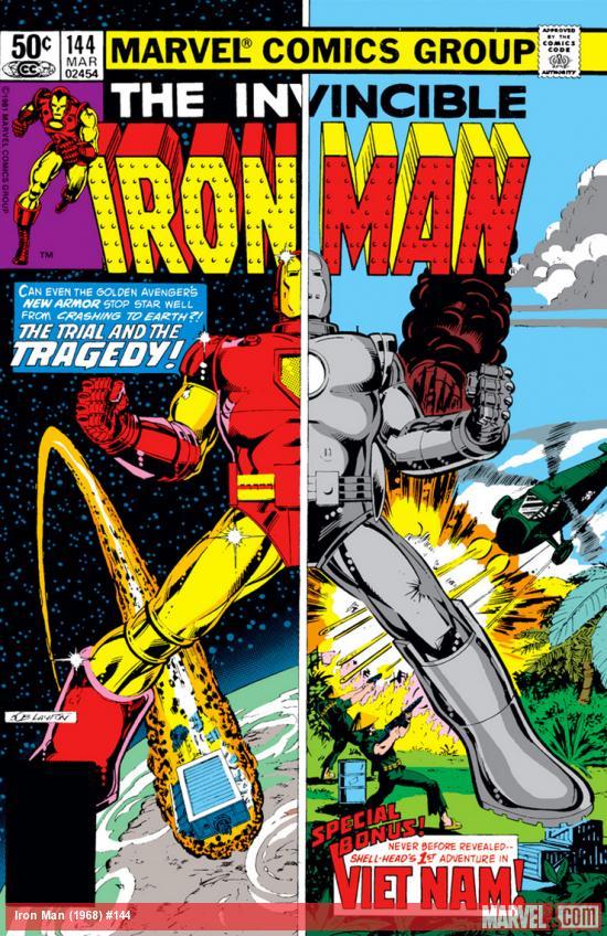 Iron Man (1968) #144