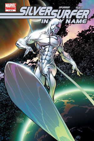 Silver Surfer: In Thy Name (2007) #1