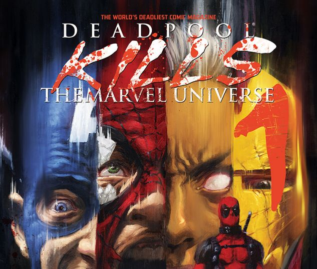 Postlandcomics: Deadpool Kills The Marvel Universe (4 Al 4