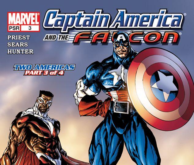 Captain America and the Falcon (2004) #3