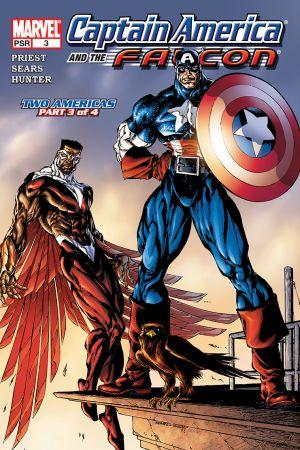 Captain America & the Falcon (2004) #3