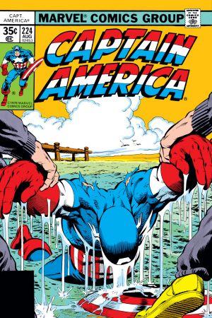 Captain America (1968) #224