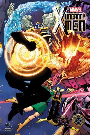 Uncanny X-Men (2013) #10 (Neal Adams X-Men 50th Anniversary Variant)