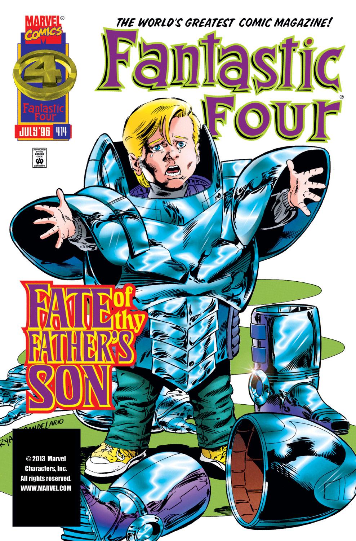 Fantastic Four (1961) #414
