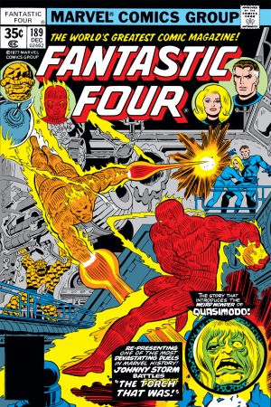 Fantastic Four (1961) #189