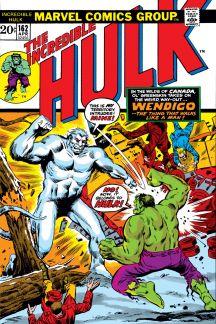 Incredible Hulk (1962) #162