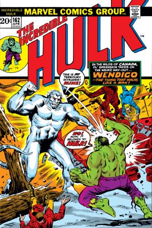 Incredible Hulk (1962) #162