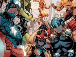Keep the Marvel's Avengers Assemble Adventure Going