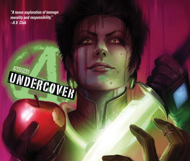 AVENGERS UNDERCOVER 10