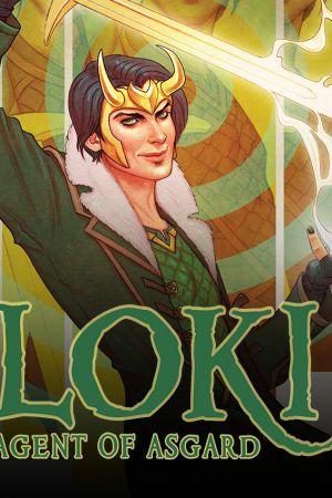 Loki: Agent of Asgard (2014 - 2015)