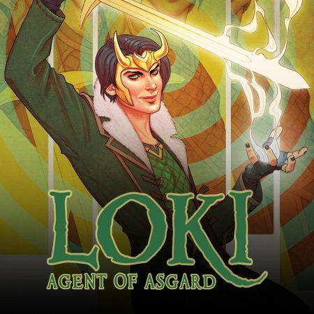 Loki: Agent of Asgard (2014 - 2015) | Comic Books | Comics