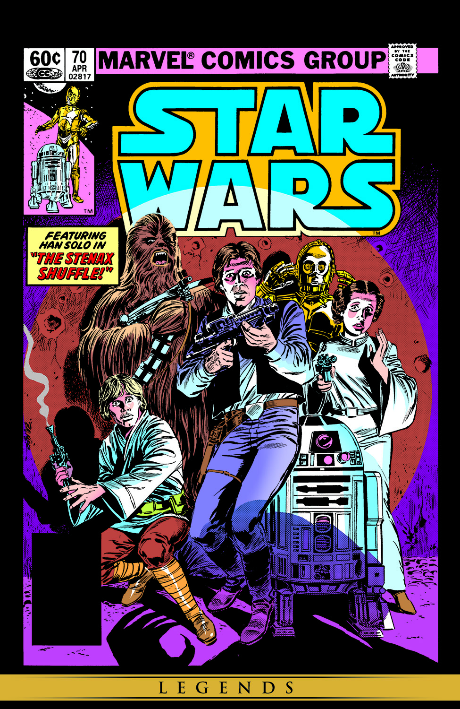 Star Wars (1977) #70