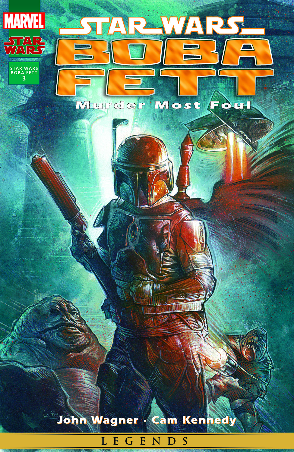 Star Wars: Boba Fett - Murder Most Foul (1997) #1